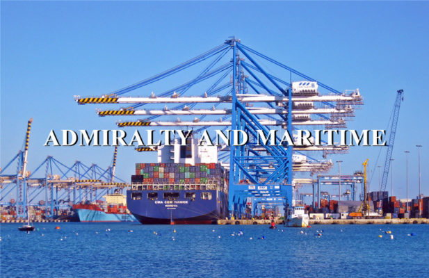 ADMIRALTY AND MARITIME