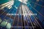 CRIMINAL COMPLIANCE
